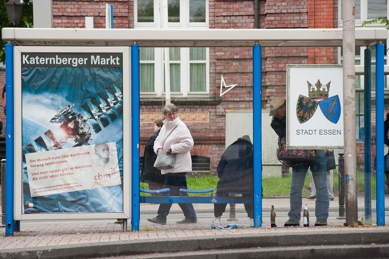 Haltestelle am Katernberger Markt